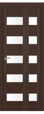 Durys 29x Vengė melinga, stiklas matinis