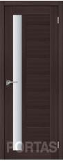 Door S28 Nut Chocolate