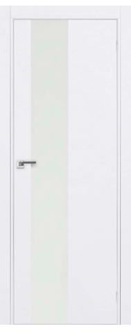 Door 5E Alaska, white lacquer