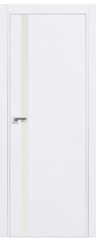Door 6E Alaska, white lacquer