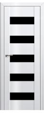Door 29L White suite, black triplex