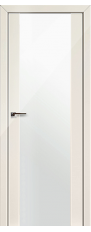 8L Magnolia Luxury Door, White Triplex