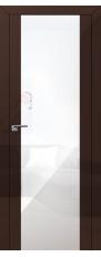 Door 8L Terra, white triplex