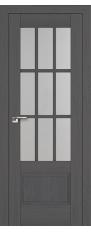 Door 104X Pecan dark, Mathews