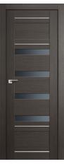 Door 32x Gray meling, graphite