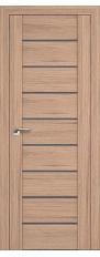 Door 98x Oak salinas light, graphite