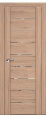 Door 98x Oak salinas light, transparent