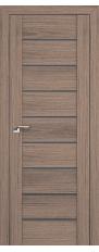 Door 98x Oak salinas dark, graphite