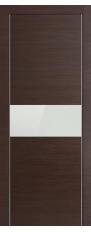 4Z Wenge Kroskutas baltas stiklas