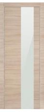 5Z Kapučino Kroskutas baltas stiklas