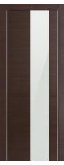 5Z Wenge  Kroskutas baltas stiklas