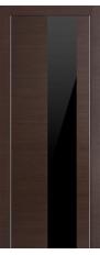 5Z Wenge Kroskutas Juodos stiklas