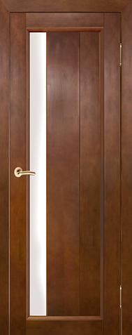 Door Vega 6, dark walnut