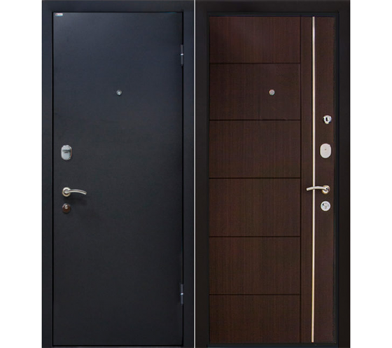 Door Metalur M25, wenge