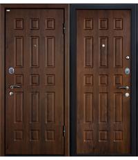 Door Metalur M3, dark walnut