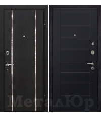 Door Metalur M8, Black matte