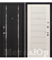 Door Metalur M8, Magnolia satinate