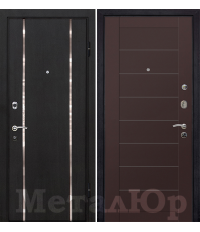 Door Metalur M8, Dark brown