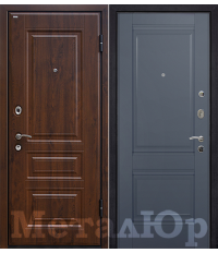 Door Metalur M9, Anthracite