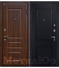 Door MetalYur M9, Black Matt